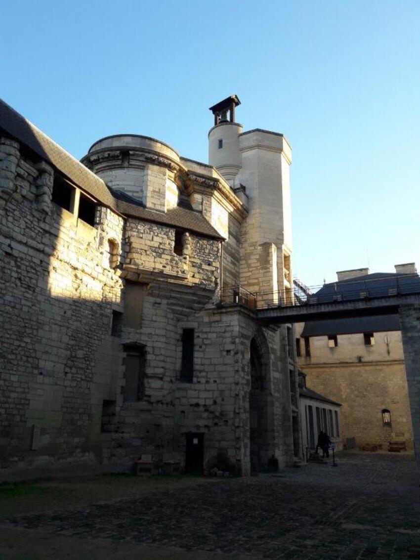 Le château de Vincennes suite 2