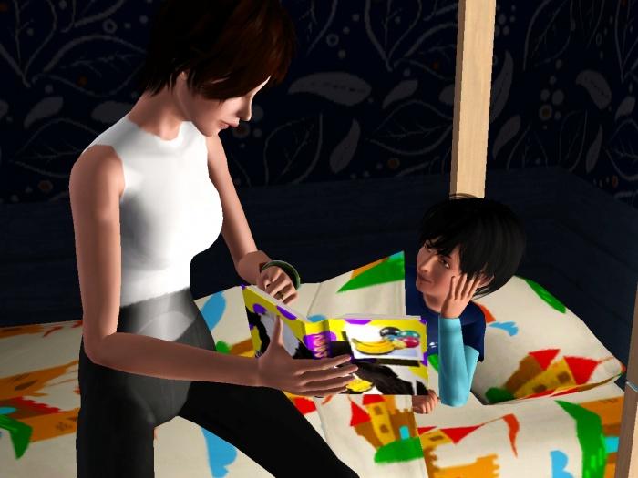 Chapitre 25: Déménagement, bébé et emménagement