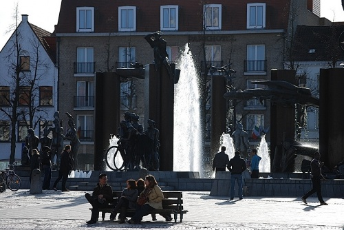 Bruges, entre tradition et modernisme