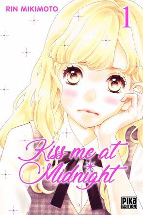 [Manga] Kiss me at Midnight T.1 #22