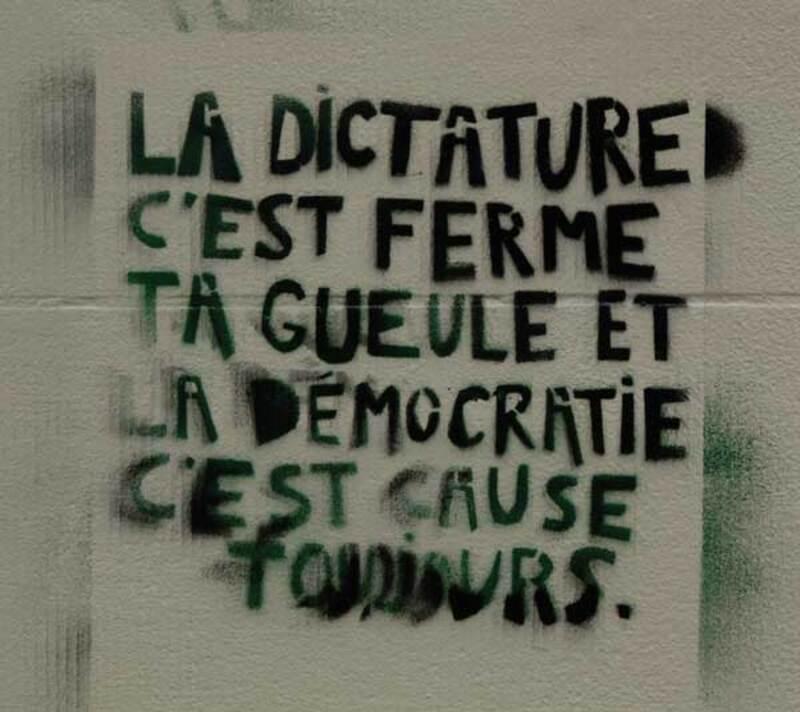 La dictature