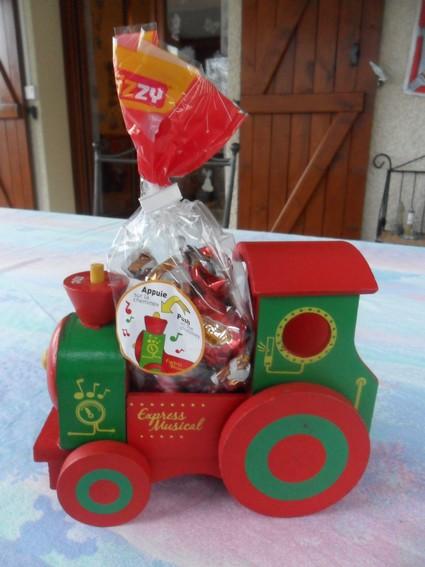Noël : les cadeaux !