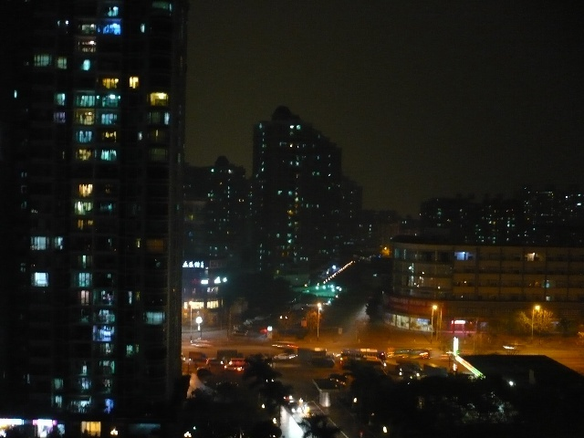 Guangzhou by night
