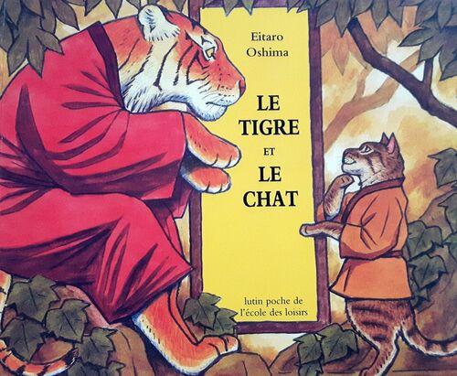 Le tigre et le chat, Eitaro Oshima