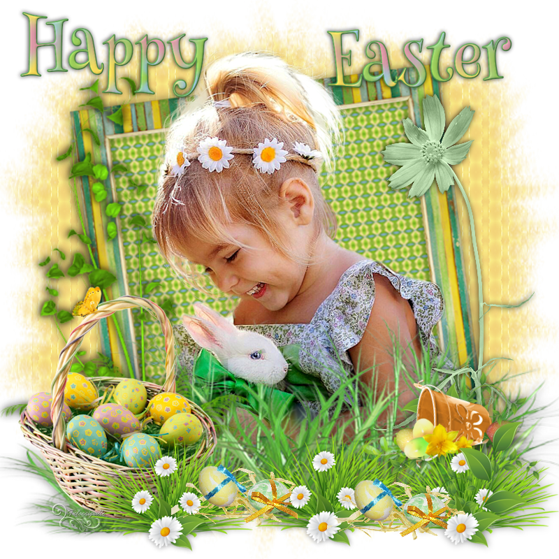 *** Happy Easter du 30 Mars 2018 ***