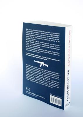Couverture de livre - L'Envol des Faucons