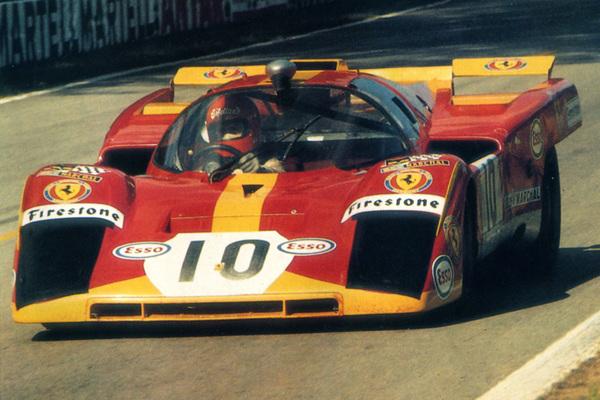 Ferrari 512 M Le Mans 1971