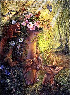 Joyeuse Litha (solstice d'été) 2016