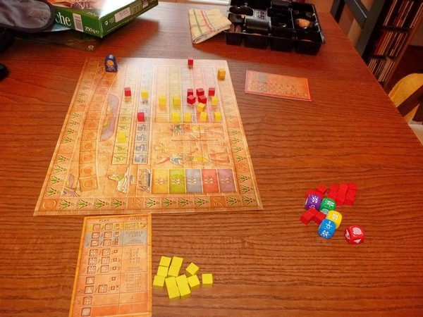 101113 - Ra Dice Game