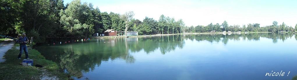 A l'étang ... la pêche !