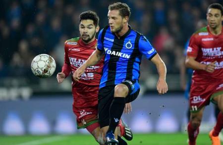 Maillot Club Brugge 2019 Domicile