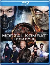 [Blu-ray] Mortal Kombat : Legacy II