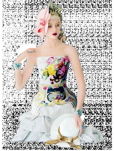 FEMMES ROSE