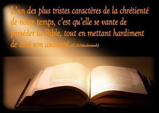 verite christianisme bible