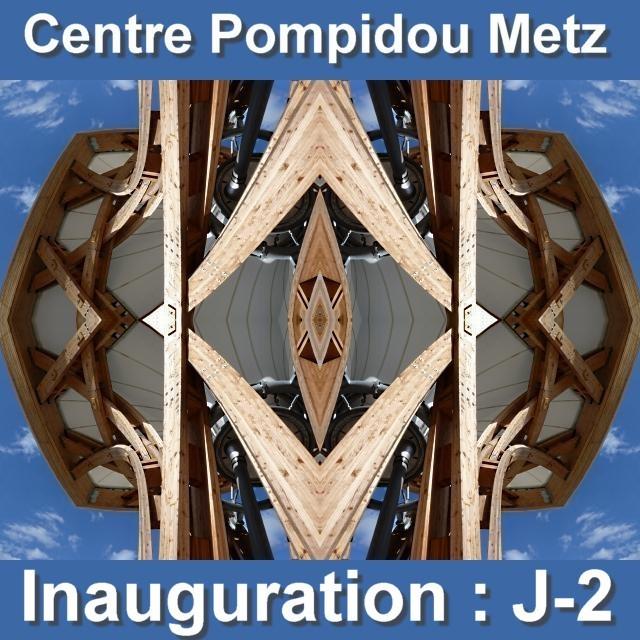 Inauguration du Centre Pompidou Metz mai 9 02 05 2010