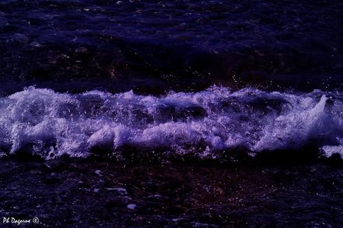 Groix... L'océan peut rêver...