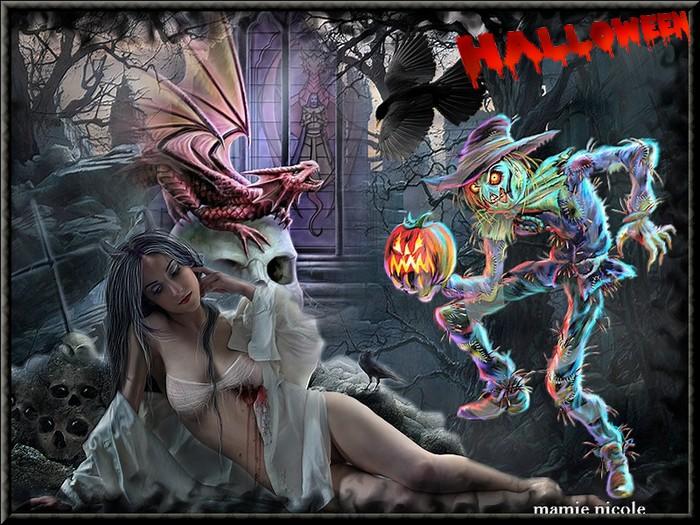 ♥♥ dernière galerie Halloween , bon week-end ..♥♥