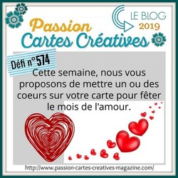 Passion Cartes Créatives#574 !