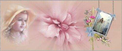 design rose romantique