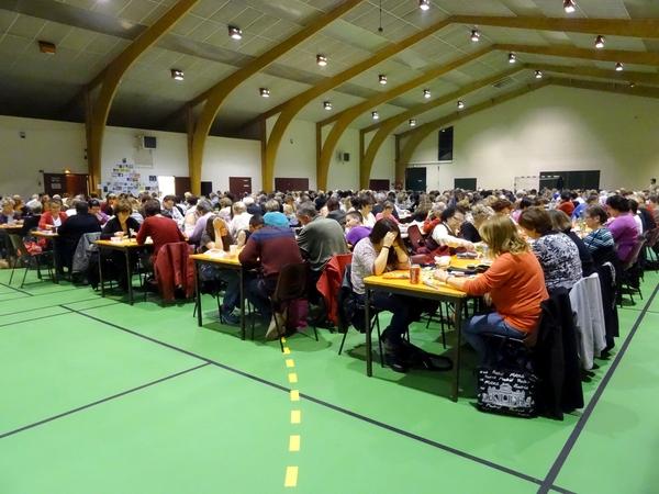 le loto des Vitrines Châtillonnaises 2014 a eu un beau succès....