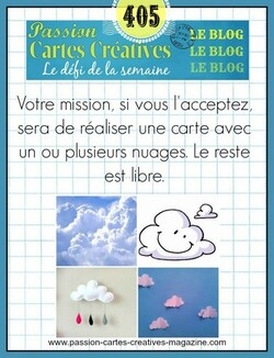 Passion Cartes Créatives #405