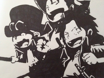 Luffy, Ace & Sabo_img1
