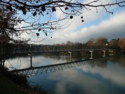 10 Janv.  Du Pont Vieux au Barrage de la Vanelle