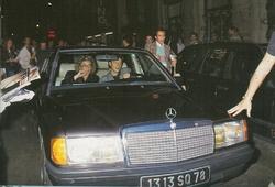 1989 : MERCEDES