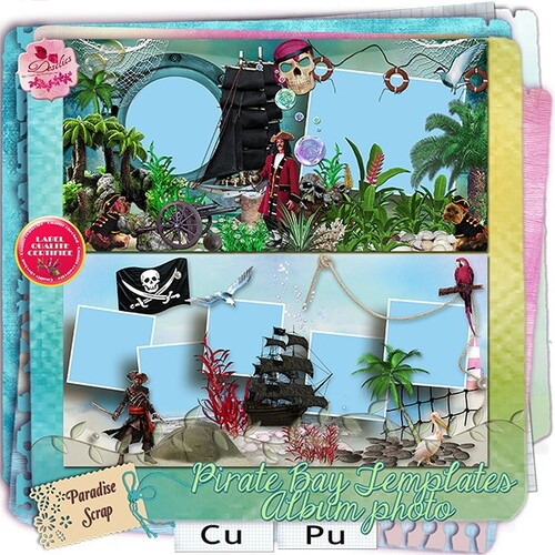 KIT PIRATES BAY DE DESCLICS
