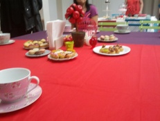 1er Tea Time du nouveau Ladies Club