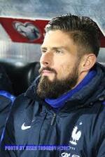 Olivier Giroud a cartonné lors des matchs de la Ligue Europa
