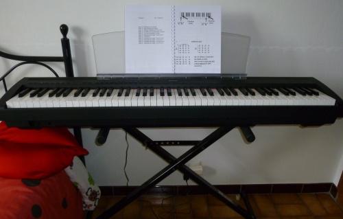 Mon piano numérique