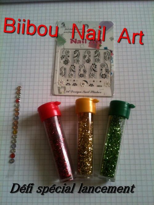 Petit Défi Nail Art