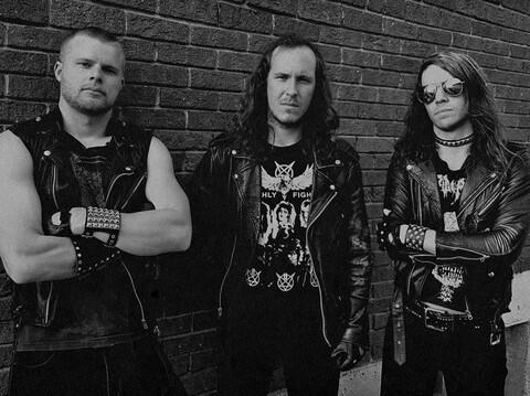 BLACKRAT - Détails et extrait du nouvel album Dread Reverence