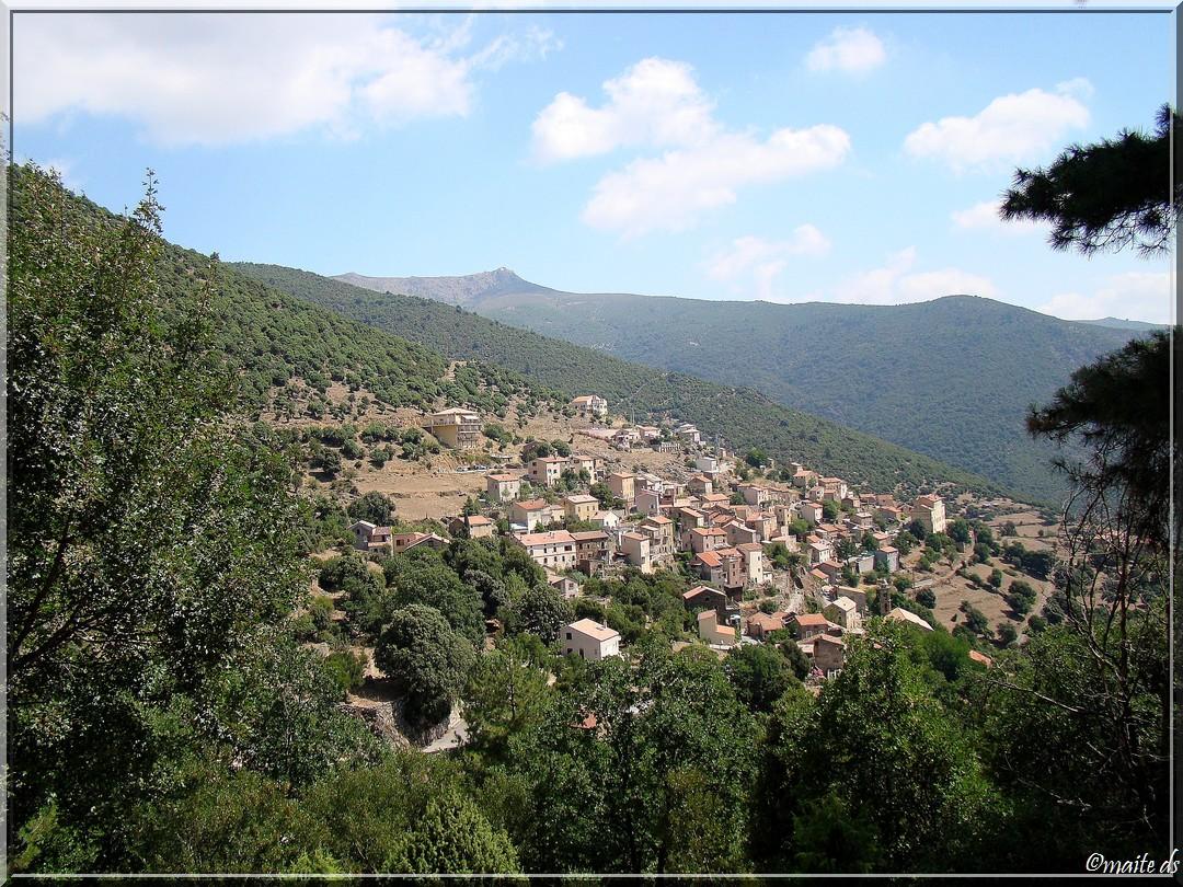 Petits villages corses (1) Asco