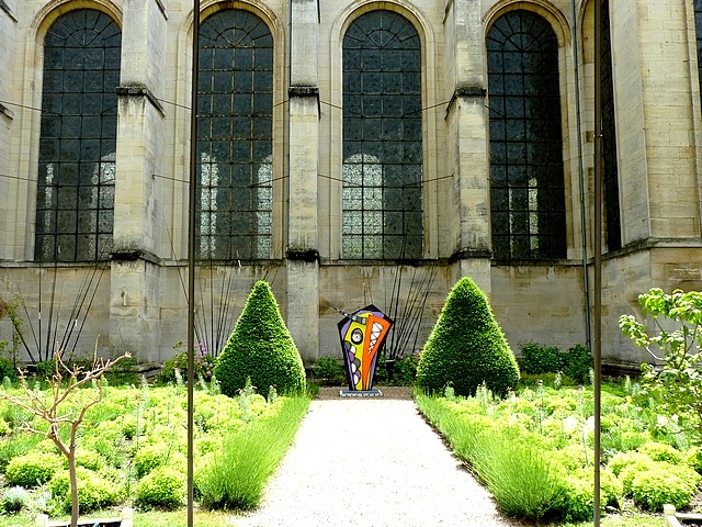 Gary Peintre Sculteur 2 Marc de Metz 2012