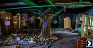 Jouer à Genie Weird place escape