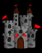 Le conte - Les lieux du conte - le château