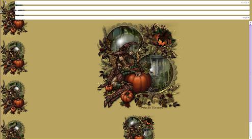 Papier Fête d'Halloween