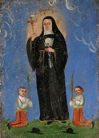Prière des étudiants à sainte Rita
