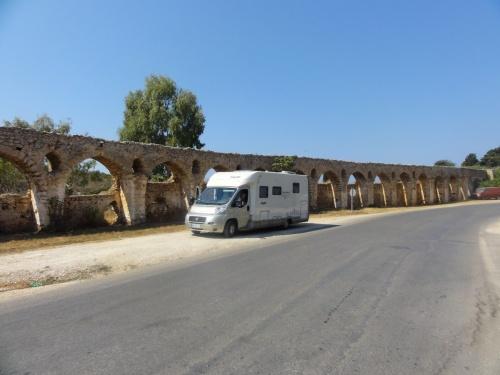 12 et 13 septembre: Le palais de Nestor et Mystras