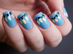 nail art serie numero 1