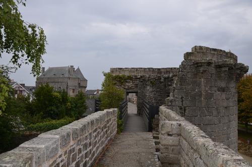 Les remparts de Guérande (44350)