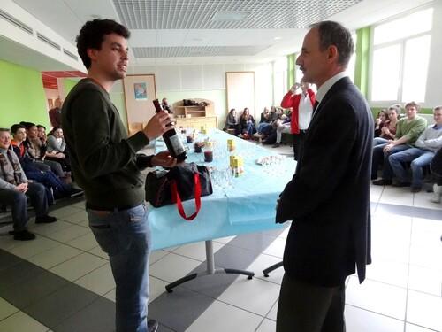 Echanges 2013 entre les Lycées de Stuttgart et Châtillon sur Seine