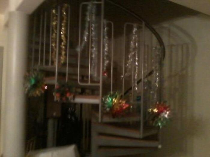 j'ai décorè la maison