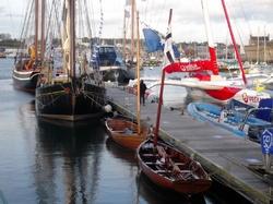 Au port de Concarneau (29)