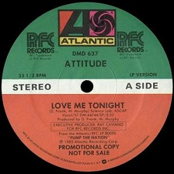 Attitude - Love Me Tonight