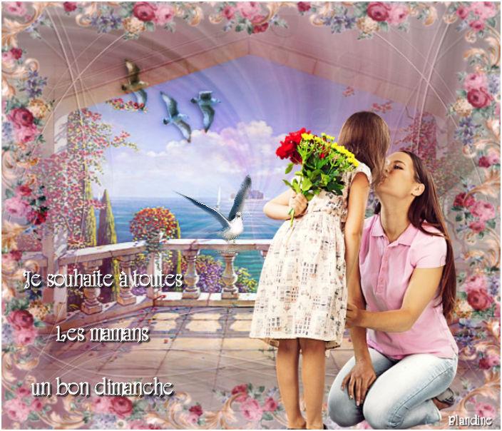 Bonne fête aux mamans de la Belgique,Canada,Suisse.