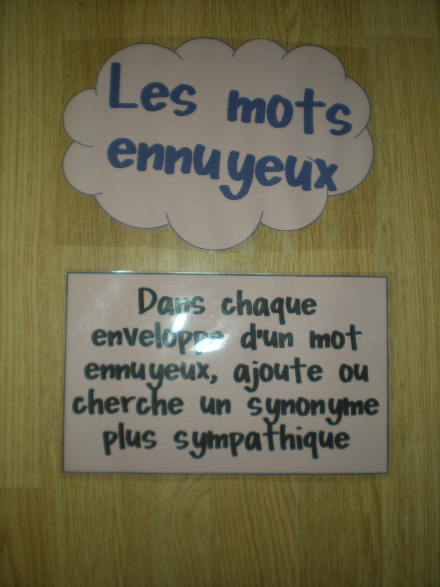 Synonyme montrer sa motivation for Synonyme construction