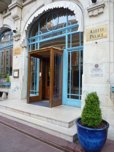 Vichy - L'Aletti Palace